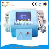 Sales 650 And 980nm I Lipo Diode Laser Slimming With 12 Pads 208 Lamps For Fat Burning Easy Operate Lipo Laser Machine