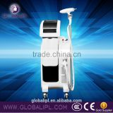 spa use aft 2000w elight+rf +shr multifunction machine for permenant hair removal
