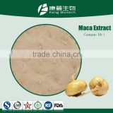 100% natural Maca Root Gelatinized Powder 4:1, 10:1 Lepidium meyenii free sample organic maca powder
