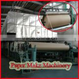 Automatic Complete kraft paper making machine Price