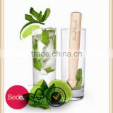New design long wooden swizzle stir stick cheap wholesale