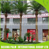 Outdoor Decorative Fake Ornamental Artificial Palm Trees Plants Decorative Artificial Plant