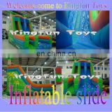 Jungle inflatable slide/inflatable slideway