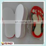 slipper shaped memo pad/note pad/memo block