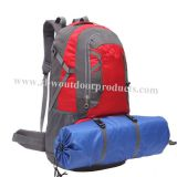 50L Capacity Traveling Backpack for Camping & Hiking