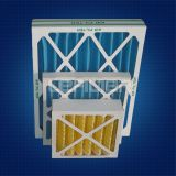 Pleated paper pre filter,pleated air filter, pre filter panel filter type