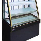 Environmental Protection Cold Display Cabinet Tempered Glass Body