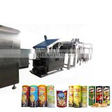 complete manual potato chips making machine