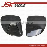 FOR MAZDA RX7 FD3S 1993-1996 NACA STYLE CARBON FIBER HEADLIGHT HEAD LIGHT COVERS (2 PCS) (JSK180111)