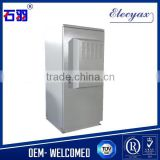 SK-345 42U electrical equipment lock metal outdoor cabinet with air conditioner/heat exchanger IP55
