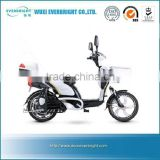 Electric Bicycle with Lithium Battery In The Frame