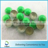 3mm Fluorescent Hotfix Rhinestuds For T-shirt