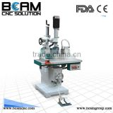 Woodworking vertical and horizontal drilling milling machine