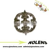 Decorative Iron Products Grey Iron Casting/2015 Hot Products Decorative Garden Decoration
