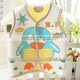 baby cotton vest multi colors available soft to skin healthy anti-bacteria from east Asia