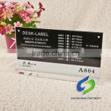 New product acrylic gift card display stand