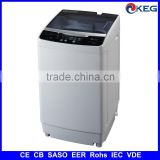 6kg fully automatic washing machine with CE CB SASO EER