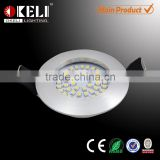 2years warranty round Edison LED SMD 5630 3W SMD Led Down light Recessed Led Downlight Ceiling light