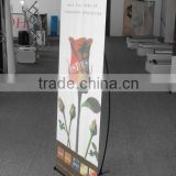 Economy L Banner Stand for Store Display