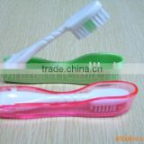 foldable travel toothbrush