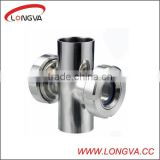 INquiry about high quality stainless steel cross sight glass