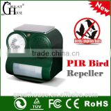 Hot sell solar animal repeller good quality PIR pigeon repelllent GH-192C