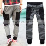 Custom gym joggers, bespoke cotton sweatpants, slim fit trousers men, gym clothing