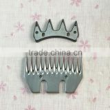 4/13 Teeth new Top Quality SK5 Steel Blade Sheep Clipper Blade Can fit Oster,Heiniger and GTS etc