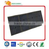 Frameless Mono Folding Solar Panel Kit 120W