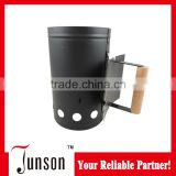 Heat Resistant Paint Coating BBQ Charcoal Starter/Charcoal Fire Starter/Barbecue Coal Barrel