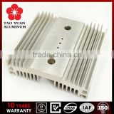 Top grade electrophoresis painting anodized aluminum heat sink