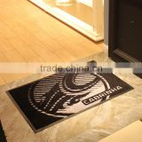Loop Pile Logo Door Carpet