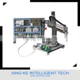Four Freedom Manipulator Training Set,engineering college lab equipments electrical lab equipment mechatronics lab equipment