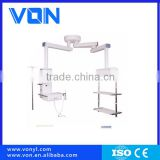 ICU medical equipment medical Ceiling Pendant System for anaesthesia machine&Ventilator