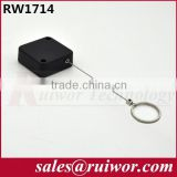 Square Retractable security wire used in mobile phones stores install by 3M foam sticker                                                                                                         Supplier's Choice