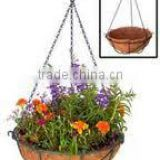 Lights Hanging Flower Basket for sale