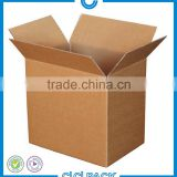 Generic kraft cardboard packing box for beverage and drinks