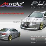 PU body kits for 08-09-ACCORD