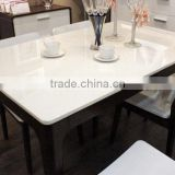 Good quality best sell white marble for kitchen countertop