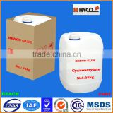Super glue factory zhejiang original Cyanoacrylate adhesive                                                                         Quality Choice