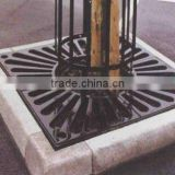 cast iron circular tree guards
