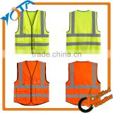 Customizable EN 20471 and ANSI/ISEA 107 Printed Reflective Safety Vest                                                                         Quality Choice