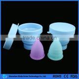 Girls menstrual cup, Medical silicone cup, blood cup, Instead of the sanitary napkin