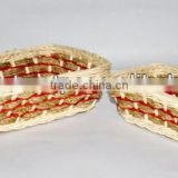 Vietnam product <b>wicker</b> gift basket