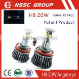 2014 NSSC the best-selling angel eye led headlight for toyota hilux