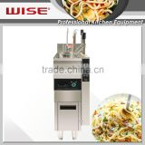Top Performance Stainless Steel Auto Lift Up Electric Noodle Cooker with 3 Baskets with CE