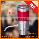 SORBO Hot Selling Unique Wine Decanter Set,High-end Business Gift Wine Aerator China Supplier