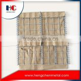 Competitive price welded 7x5x5 hesco barrier bastion