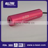 High reliability line alunimium anodized/brass Laser Diode Module,mini twinkle laser light