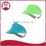 Small Clip On UV protection sun visor cap hat